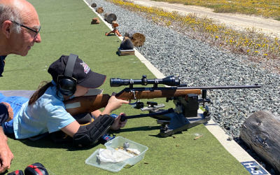Family and Visitor Day to Experience Shooting